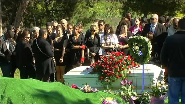 Funeral held for Fairfield's Genelle Conway-Allen