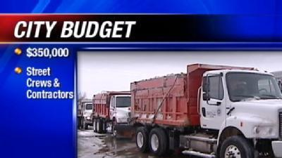 City On Budget For Snow Cleanup