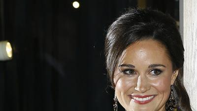 Pippa Middleton throws a book party