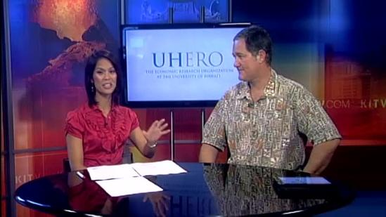 UHERO: Hawaii unemployment
