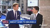 Brexit goes to Brussels