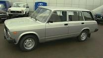 Soviet-era Lada Cars Will Get You There...Slowly