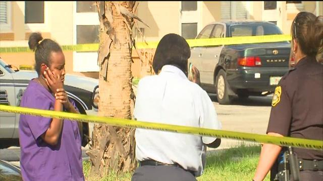 Pregnant woman shot in head near Blake High survives, suspect at large