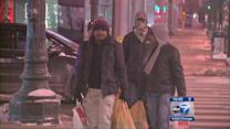 Chicago Weather: Sub-zero temps moving back into area