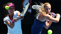 Australian Open Finals: Li Na vs. Dominika Cibulkova - Head-to-Head