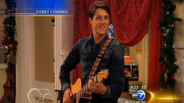 Magnificent Mile Lights Festival: Disney's Shane Harper