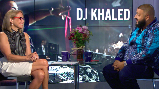 DJ Khaled talks his new album, Justin Bieber and fatherhood