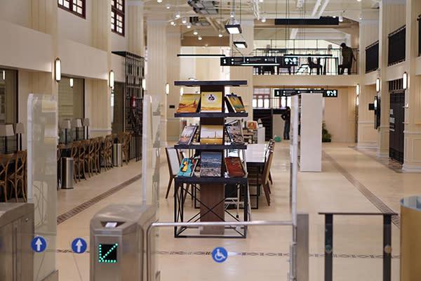 曼谷市立圖書館 (圖/Bangkok City Library)