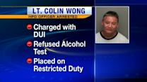 HPD officer charged with DUI