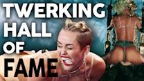 7 Girls in the Twerking Hall of Fame