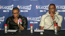 Press Pass: Westbrook and Durant