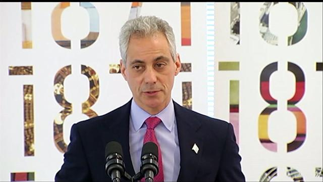 Emanuel files 2012 statement on gifts