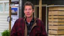 Ty Pennington Chats At The Home & Garden Show