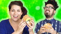 """McDonald's Rejected Burger King's """"McWhopper"""" Idea, So We Made Our Own"""
