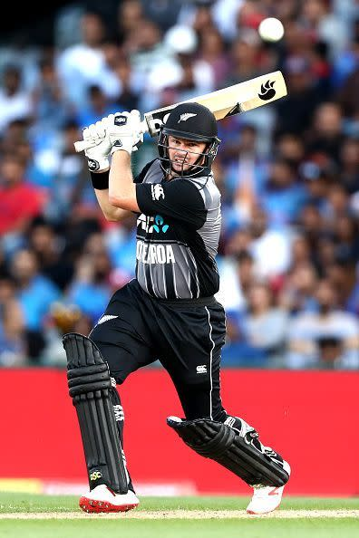 Munro is an explosive batsman at the top of the order for Delhi Capitals