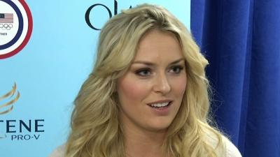 Vonn: Woods Helped Me Through Injury