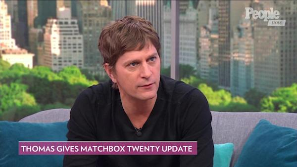 Matchbox Twenty Tour Dates 2020 Rob Thomas Teases New Matchbox Twenty Music in 2020: 'the Optics