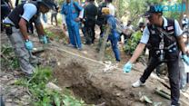 Malaysia Finds Graves Of Suspected Trafficking Victims