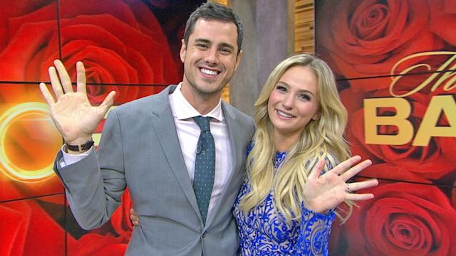 'Bachelor' Ben Higgins and Fiancee Lauren Bushnell Discuss Their Future