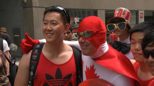 Canada Day's 147th celebrated nationwide