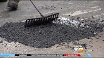 NYC Crews Try To Stay Ahead Of Pothole Problems