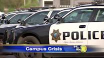 Increase in campus crime statewide