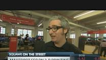 Makerbot Brings 3D Printing to Brooklyn