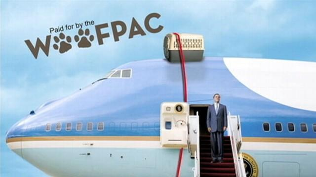 WHCD: Bo the Dog Takes Center Stage
