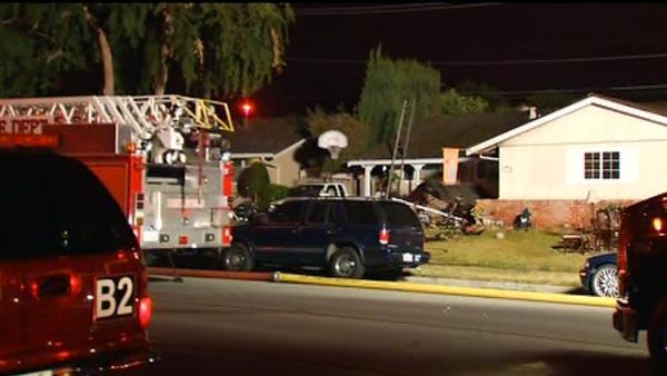 San Jose firefighters control 1-alarm house fire