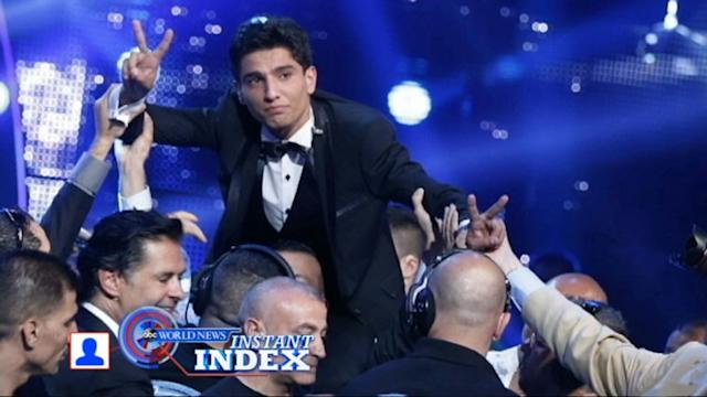 Instant Index: 23-Year-Old 'Arab Idol' Named Special Ambassador