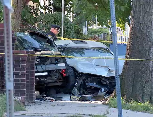 Police pursuit ends with deadly crash in New Jersey