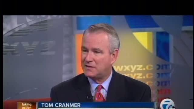 Legal analyst Thomas Cranmer talks about the corruption case