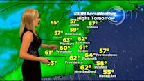 WBZ AccuWeather Midday Forecast For April 21