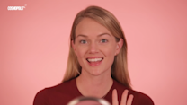 How Lindsay Ellingson Applies Makeup