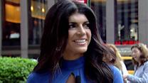 'Housewives' star Teresa Giudice heats things up