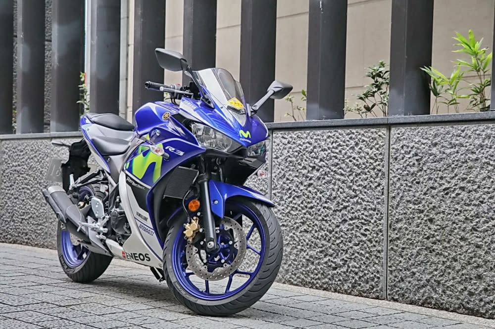 承襲Yamaha R系列性能基因,R3確實在運動性能上有著突出的表現