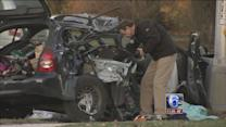 Baby dies after Mercer County crash