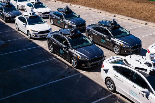 全球首宗 Uber無人車不幸傳致死意外