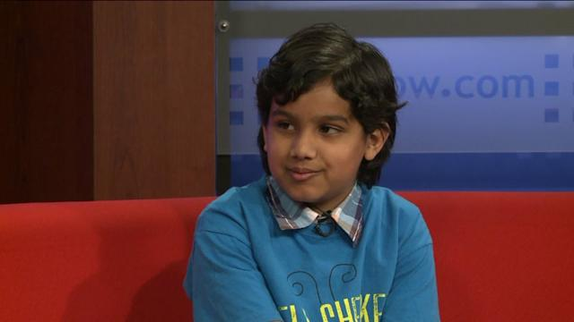 10-Year-Old Stumped by Vocab Rule at Spelling Bee