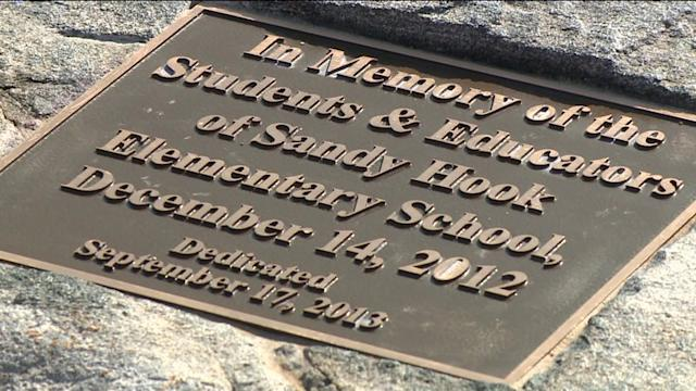 College Students Honor Sandy Hook Victim with Garden