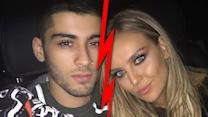 Zayn Malik & Perrie Edwards Officially Break Up!