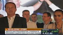 Where will Eduardo Campos' votes go?