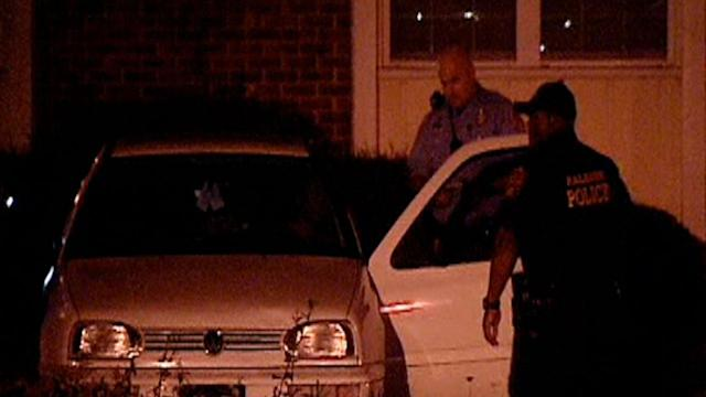Woman robbed at gunpoint as she returns home