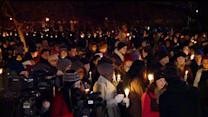 Vigil Held for Student Killed in Purdue University Shooting