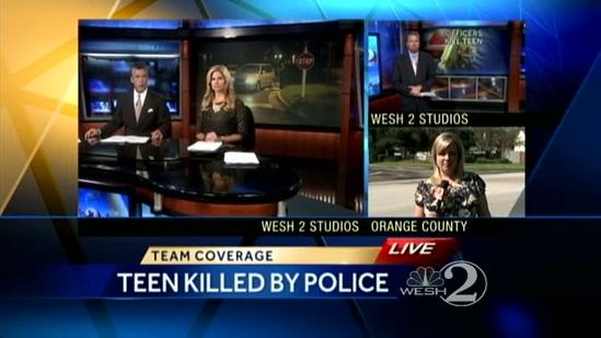 1 killed in OPD-involved shootout; search on for second assailant