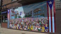 Mural art adding character to Humboldt Park