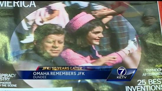 Omaha shares JFK legacy with youth