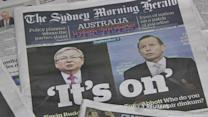 Voters wary of Australia campaigning