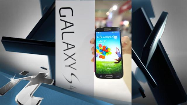 Samsung News Byte: Samsung Galaxy S3 Rockets to Boost Mobile June 12