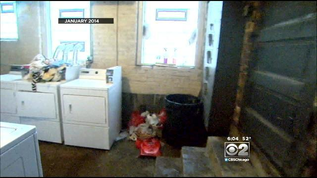 Residents Say Apartment Building Still Not Secure Months After Assault